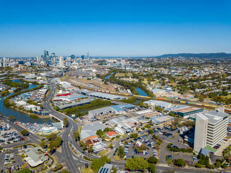 Vivid Productions Commercial Photography Video and Drones - Aerial Distant View