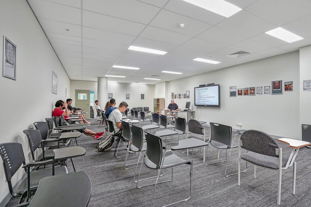 Vivid Productions Commercial Photography and Video Spring Hill - Training Room