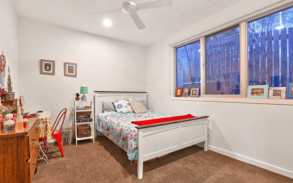 Vivid Productions Residential Photography Modern Architecture - Bowler Bedroom