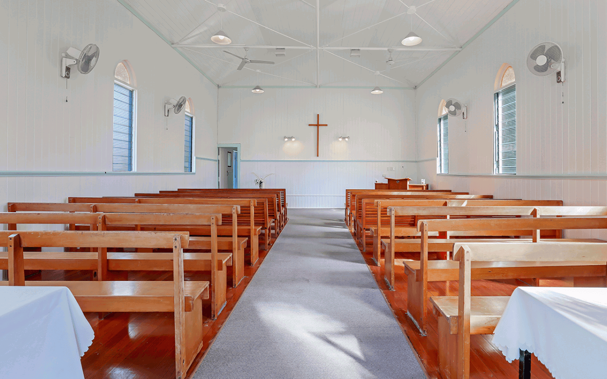 Vivid Productions Commercial Real Estate Photography - Spacious Christian Worship Chapel