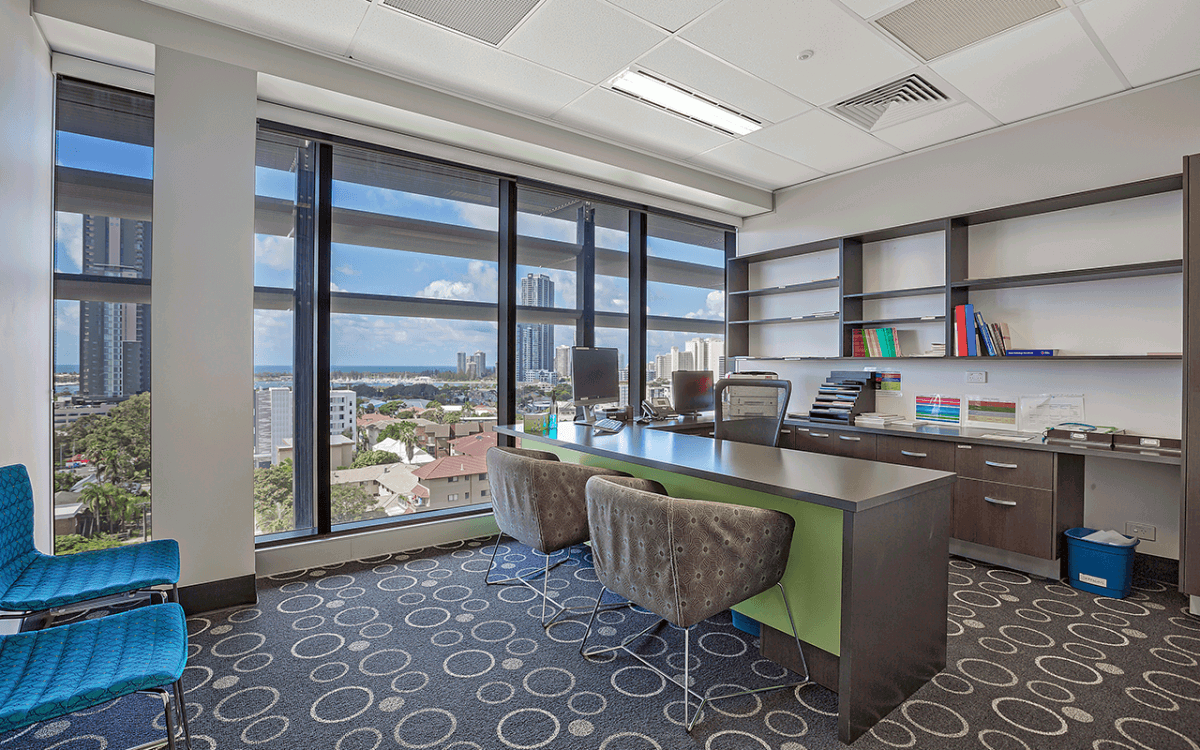 Vivid Productions Commercial Real Estate Photography - Designer Office Building