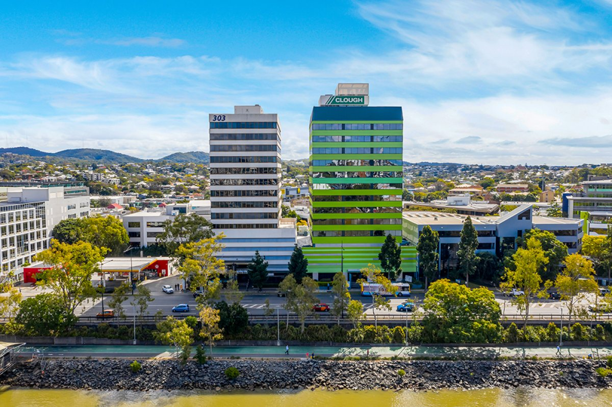 Vivid Productions Commercial Real Estate Photography - The Marc 616 Main Street Building