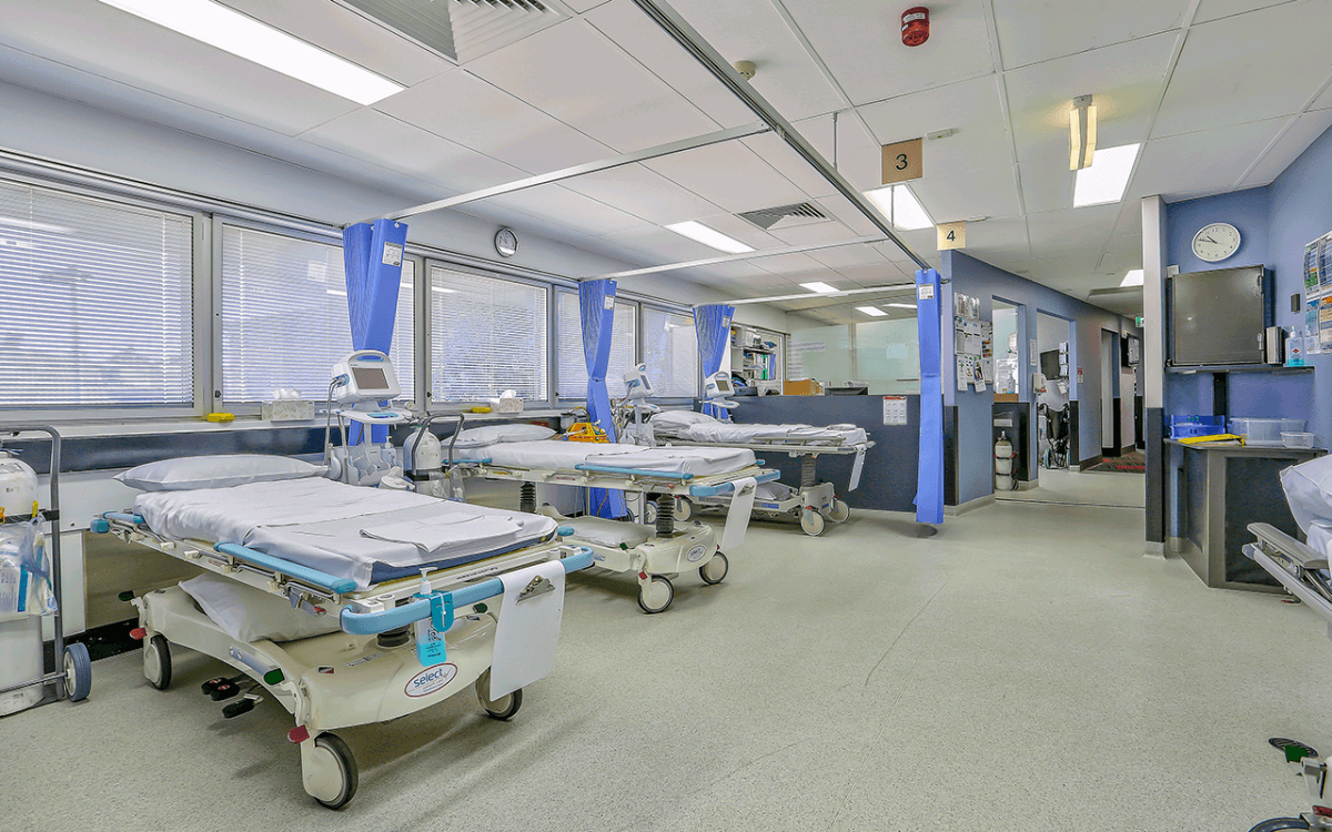 Vivid Productions Commercial Real Estate Photography - Hospital Clinic Building Interior