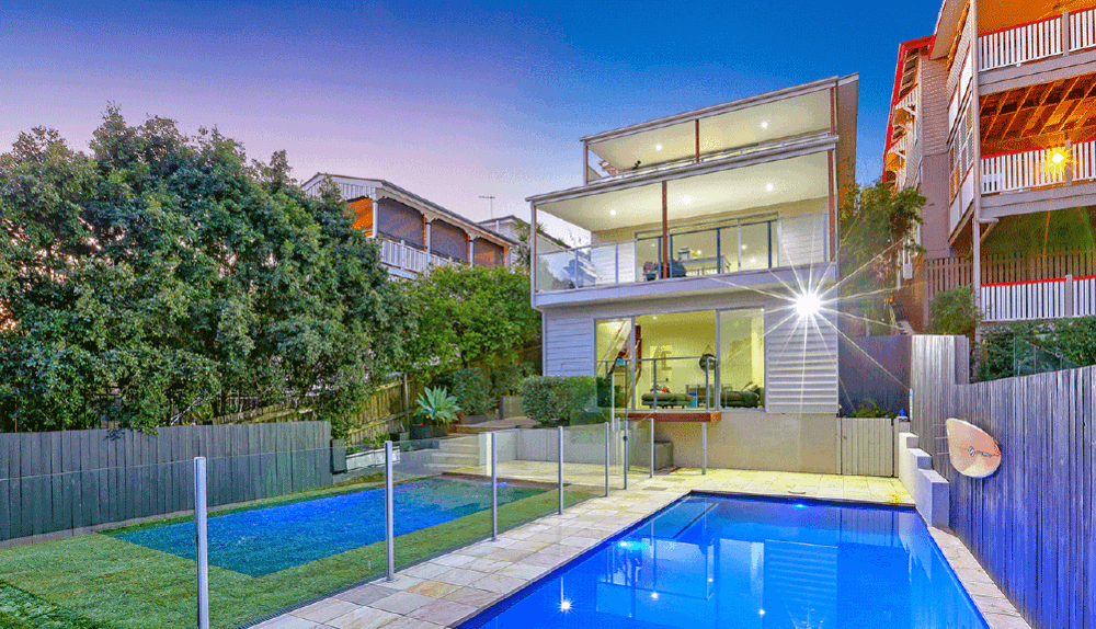 Vivid Productions Residential Real Estate Photography - Inground Pool